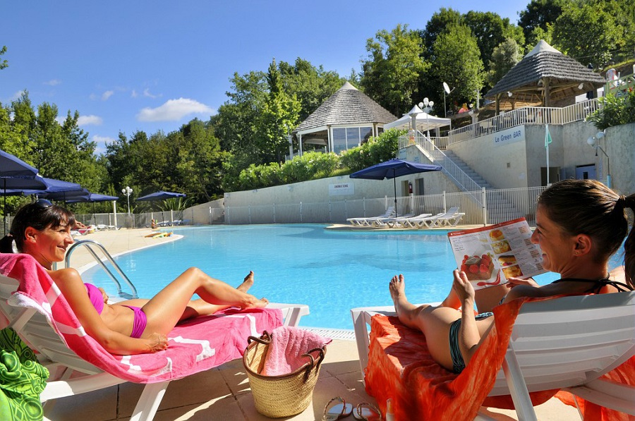 Camping Green Park 4* à Cagnes-sur-Mer