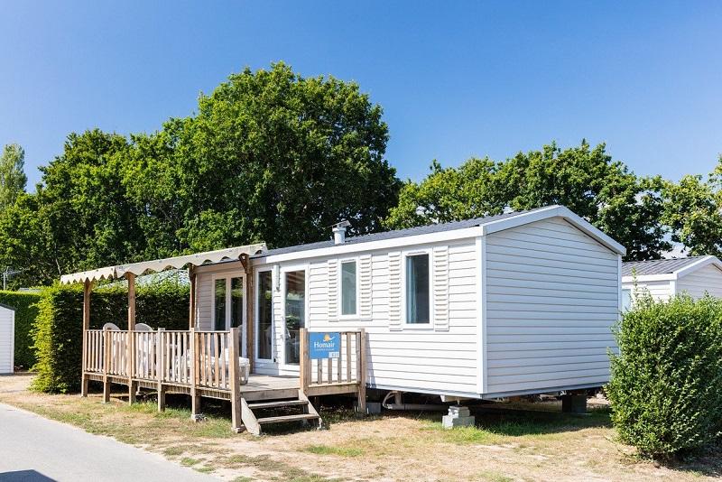 Camping La Roseraie 4* à La Baule-Escoublac en Loire-Atlantique