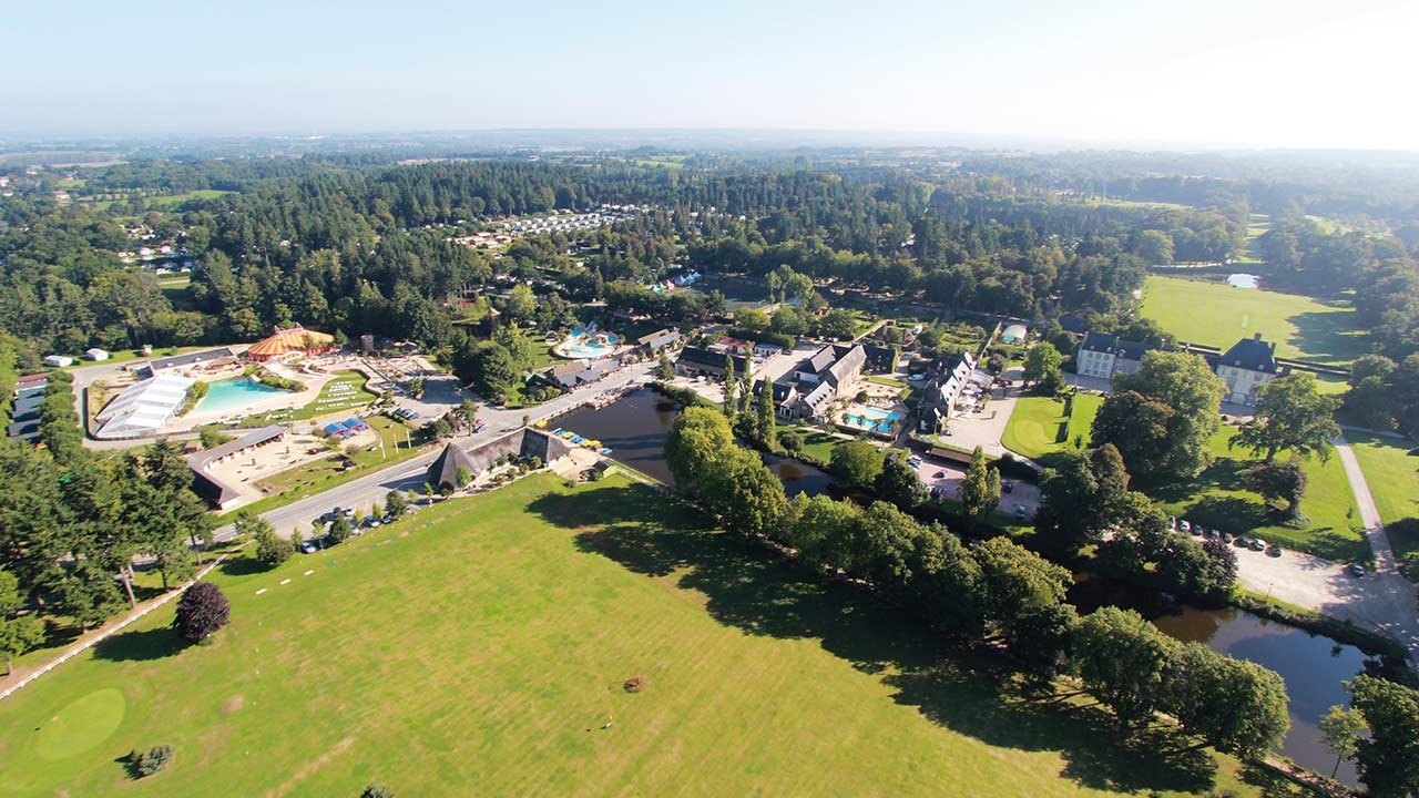 Camping Les Ormes Domaine & Resort 5*