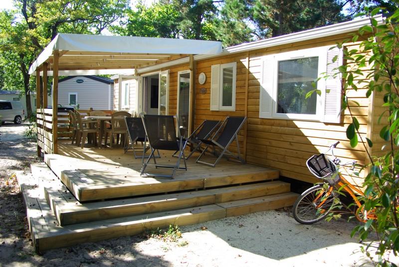 Camping Camping le Palace 4* à Soulac-sur-Mer en Gironde