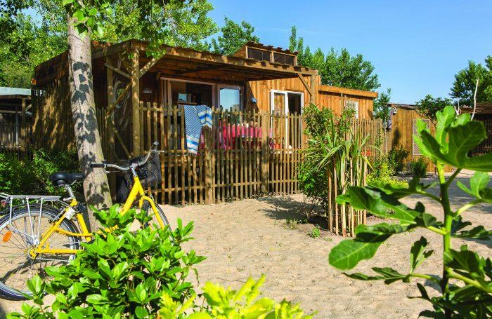 Camping Serignan Plage 5* à Serignan dans l'Hérault