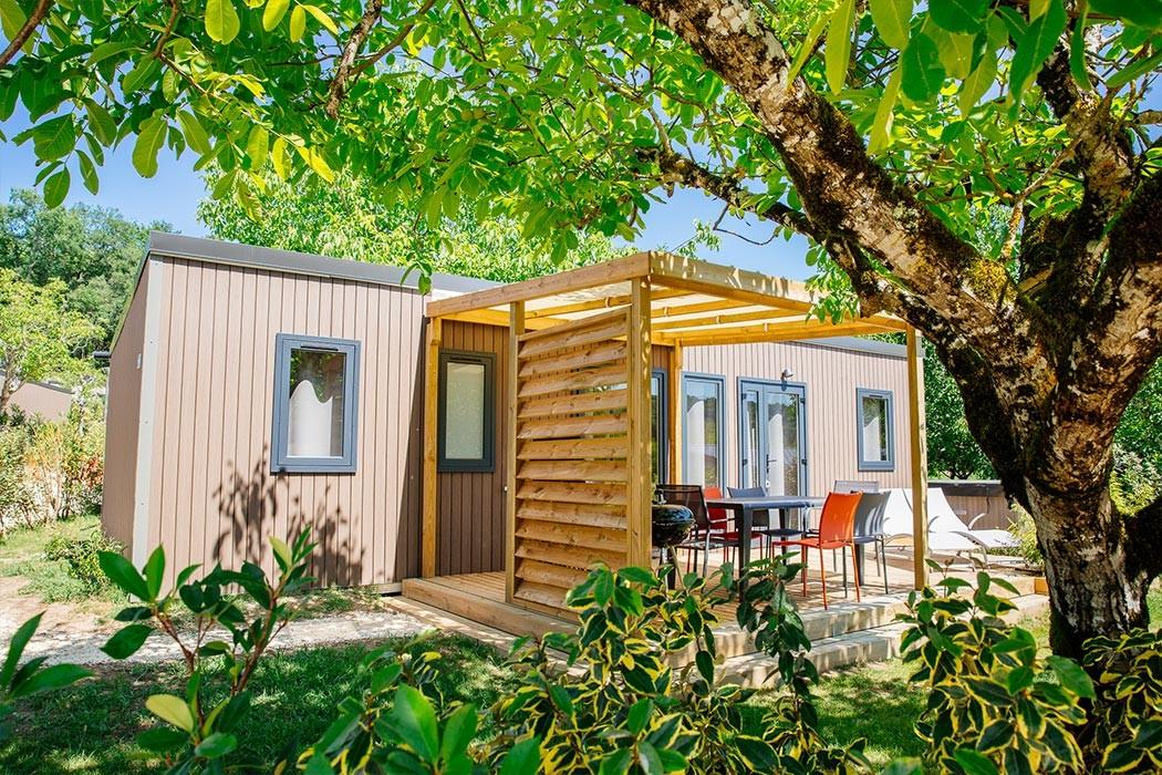 Camping Domaine de Soleil Plage 5* à Sarlat en Dordogne