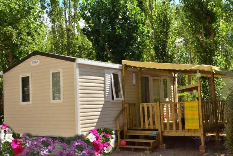 Camping Sud Loisirs 4* à Agde dans l'Hérault en Languedoc Roussillon