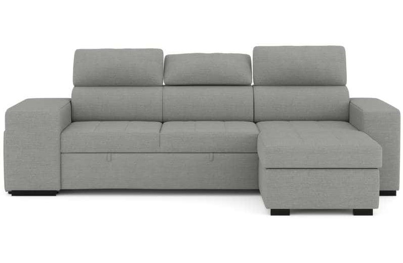 canap d 39 angle droit 4 places en cuir taranto soldes canap conforama. Black Bedroom Furniture Sets. Home Design Ideas