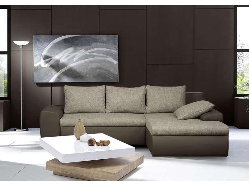 canap d 39 angle convertible et r versible 4 places aston canap conforama. Black Bedroom Furniture Sets. Home Design Ideas