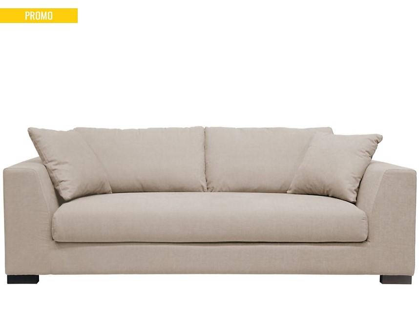 Canapé tissu Portland - Camif