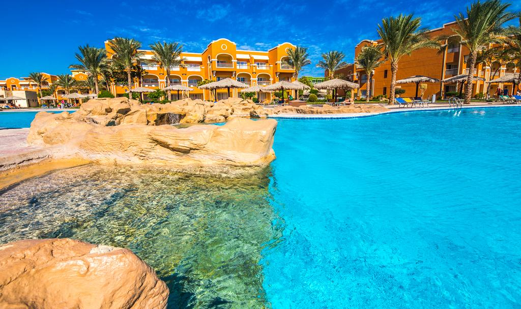 Caribbean World Resort Soma Bay 5* à Baie de Soma en Egypte