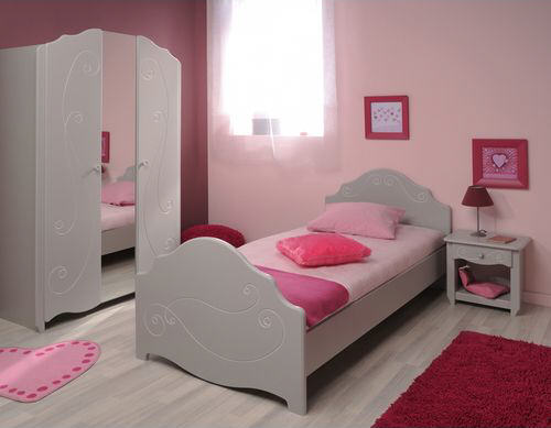 Beautiful Chambre Petite Fille Complete Gallery - House ...