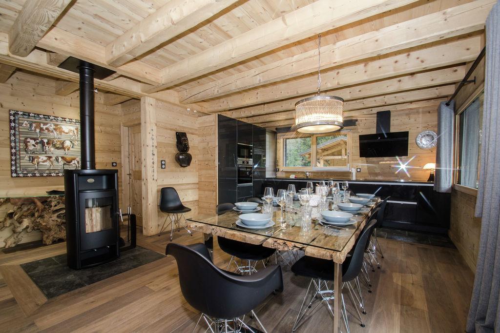 Location Très Beau Chalet à Chamonix-Mont-Blanc en Haute-Savoie