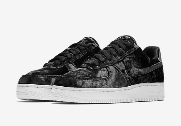 innovative design nice cheap best sneakers Nike Air Force 1 '07 Low Velvet pas cher - Baskets Femme ...