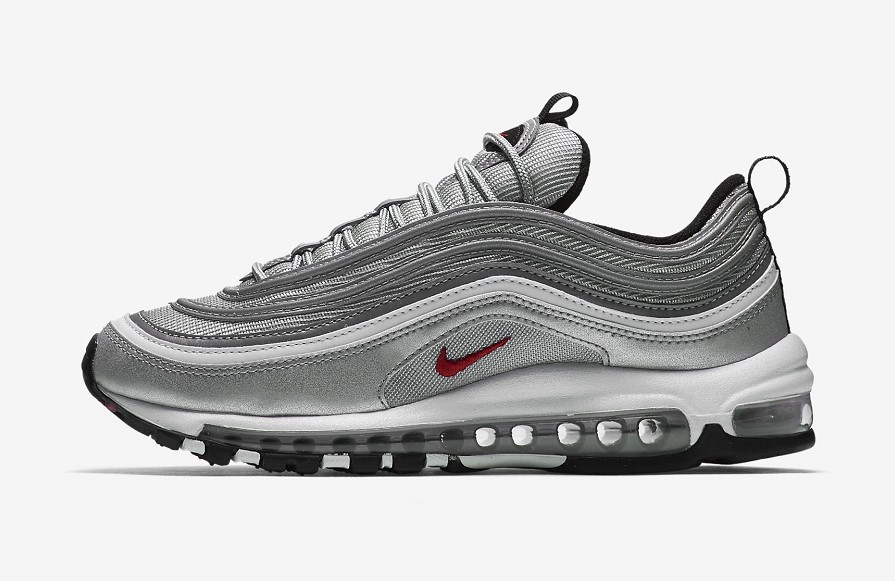 new style 2432a 0db97 Nike Air Max 97 OG QS Baslets Basses