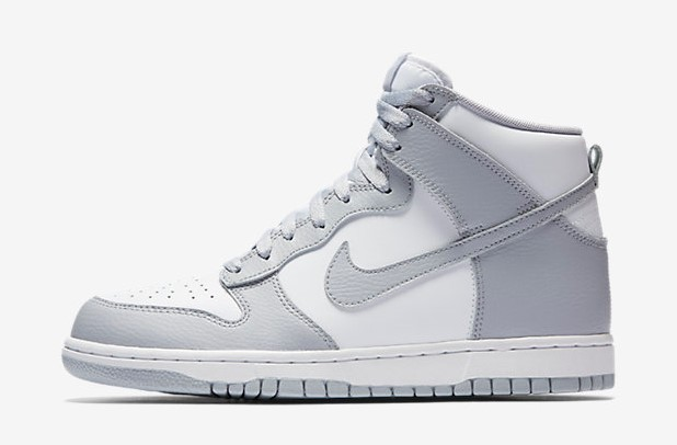 quality design 96487 ada1c Nike Dunk High Baskets Montantes pour Femme