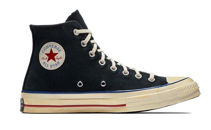 a7dd027f3b3c8 Converse Chuck Taylor All Star  70 Vintage  36 Canvas black blue red ...