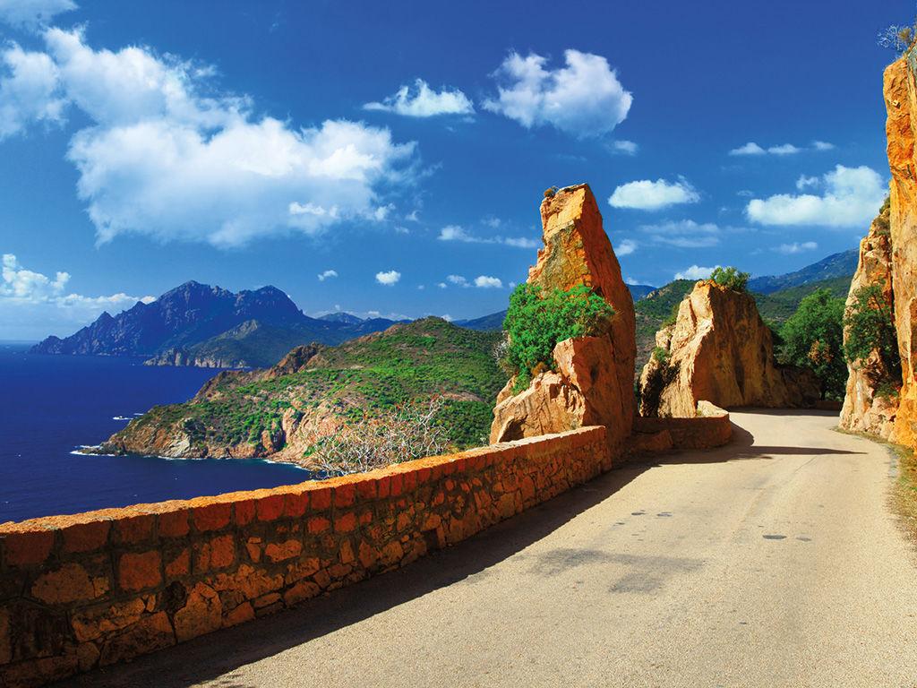 Circuit La Corse du Nord au Sud