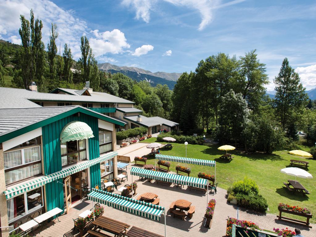 Location Club 3 étoiles Les Alpes d'Azur à Serre Chevalier dans les Hautes Alpes