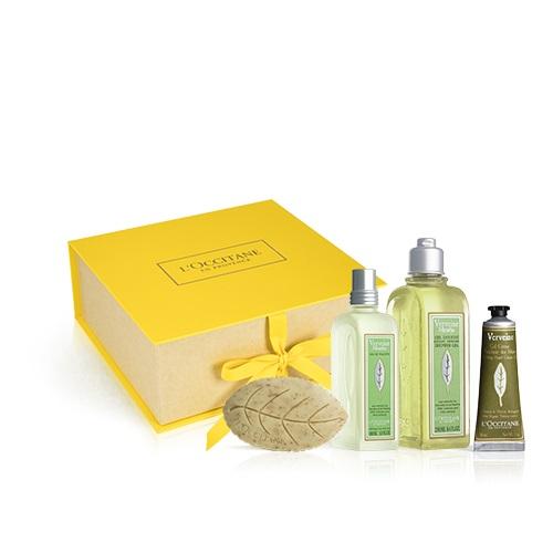 Coffret Cadeaux L'Occitane - Coffret Parfum Verveine Menthe