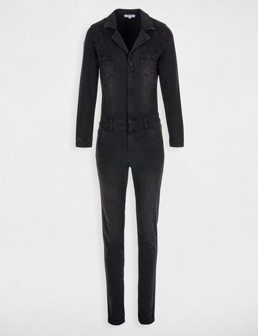 Combinaison-pantalon coton stretch Morgan