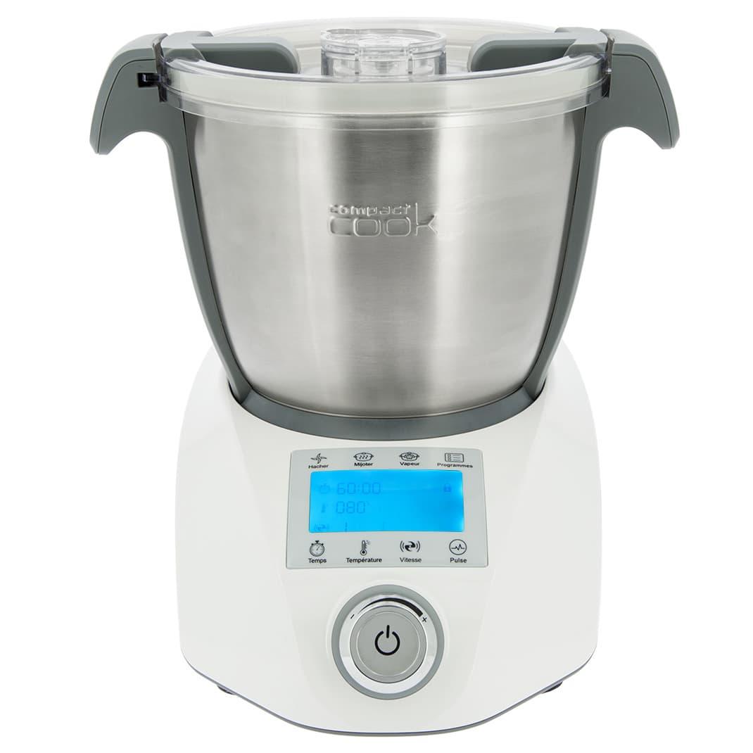 Compact Cook Elite Robot De Cusine Multifonction Pas Cher Robot