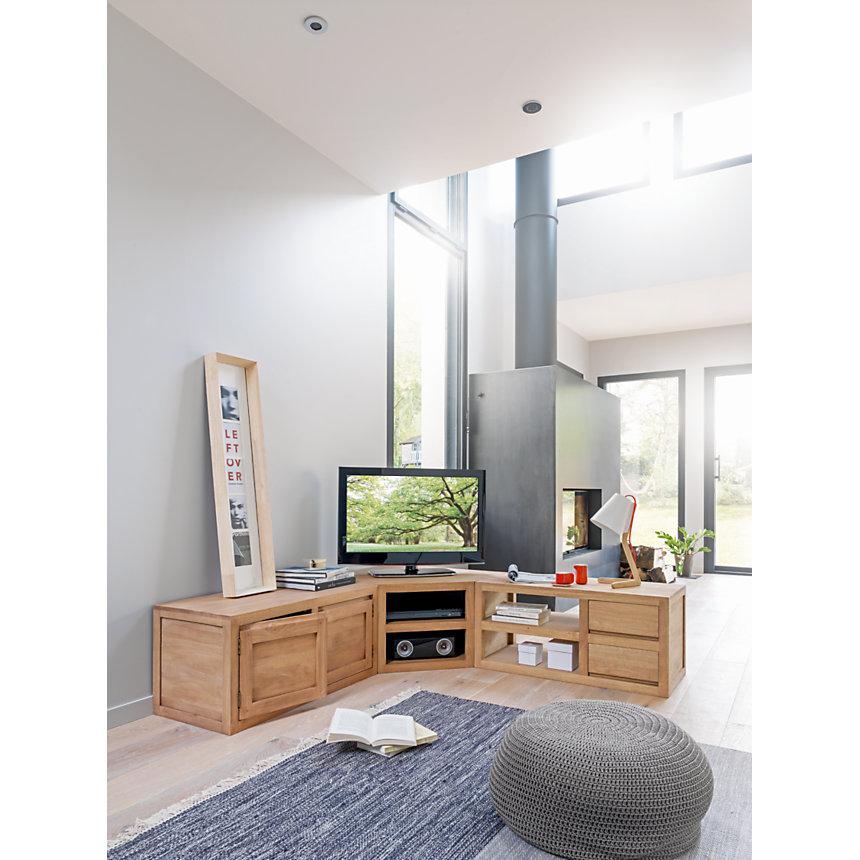 composition tv norden pas cher meuble