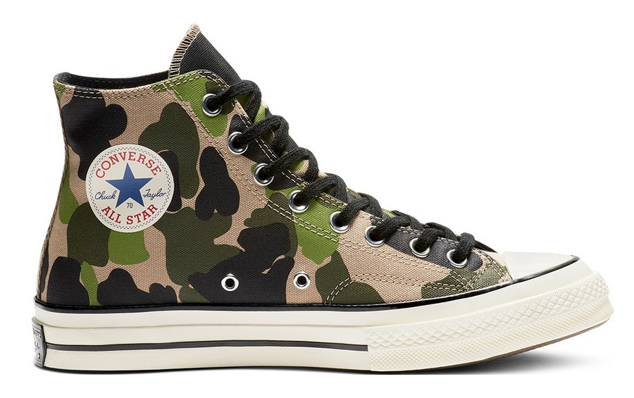 Archive Converse ginger 70 candied Chuck High Top Print jLcRqS5A43