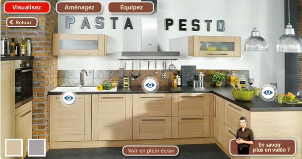 Design : Cuisine Conforama Ottawa Avis 93 ~ Dijon, Cuisine Bruges