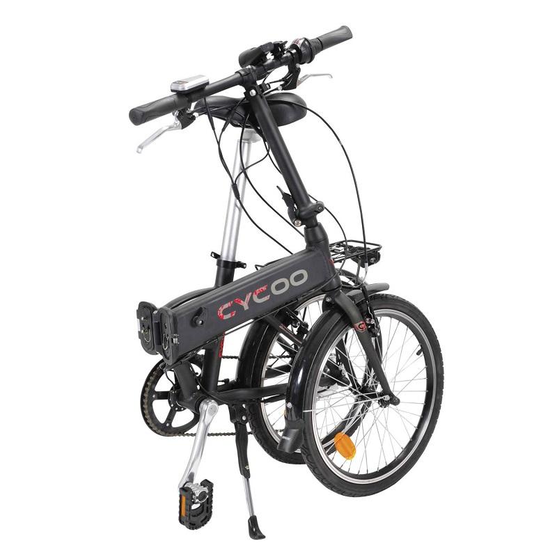 CARREFOUR Vélo à assistance électrique pliant Y614E0 Cycoo