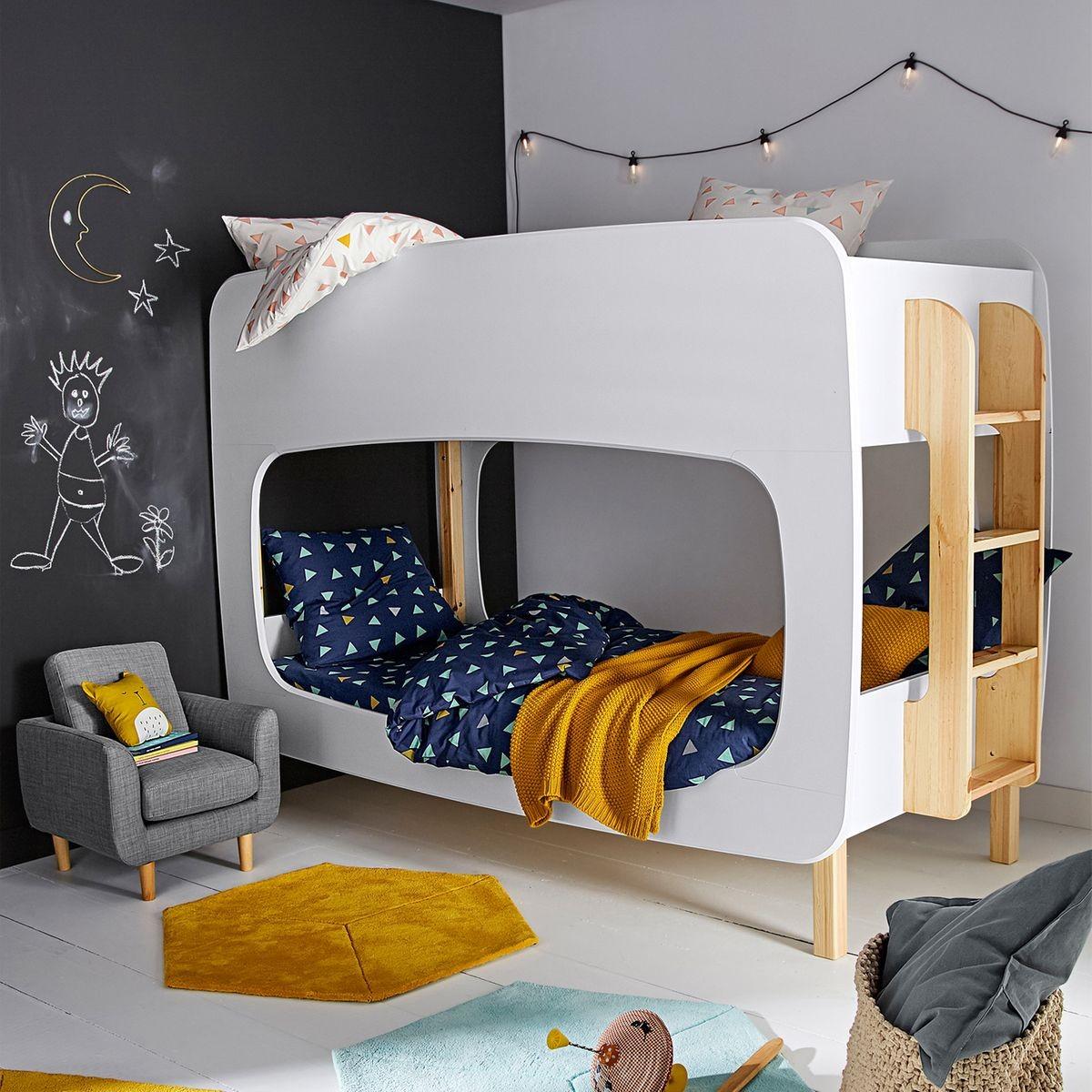 la redoute lits superpos s hollandschewind. Black Bedroom Furniture Sets. Home Design Ideas