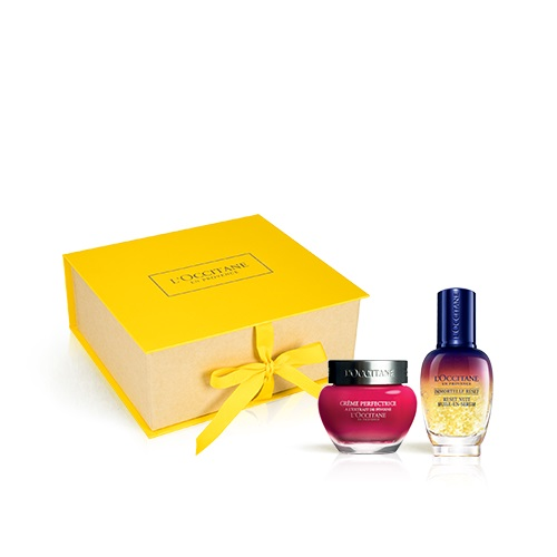 Coffret Cadeaux L'Occitane - Duo Booster Perfecteur