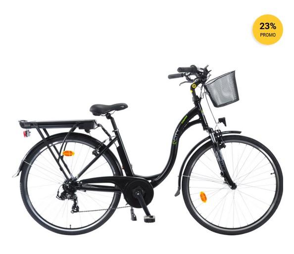 Vélo Electrique SCRAPPER E CITY