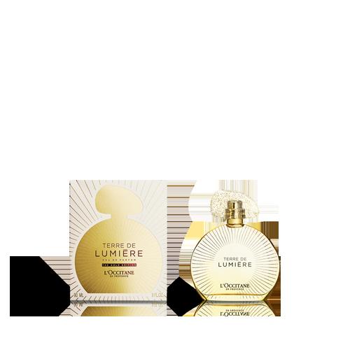 Eau de Parfum Terre de Lumière Edition Or L'Occitane