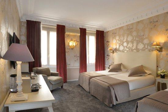 Emeraude Louvre Montana Hotel à Paris 1er Arrondissement