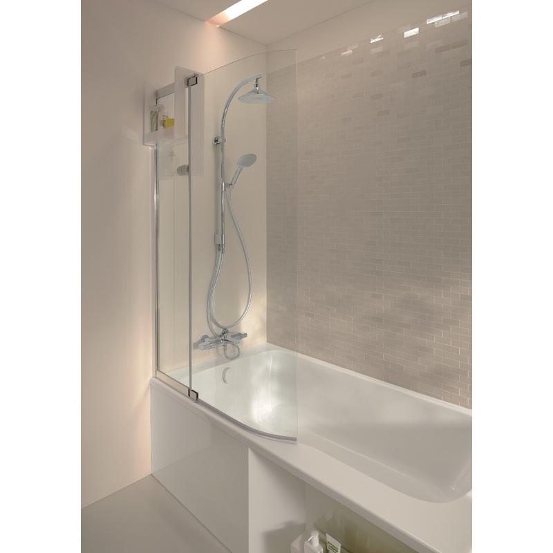 ensemble baignoire bain douche jacob delafon malice. Black Bedroom Furniture Sets. Home Design Ideas