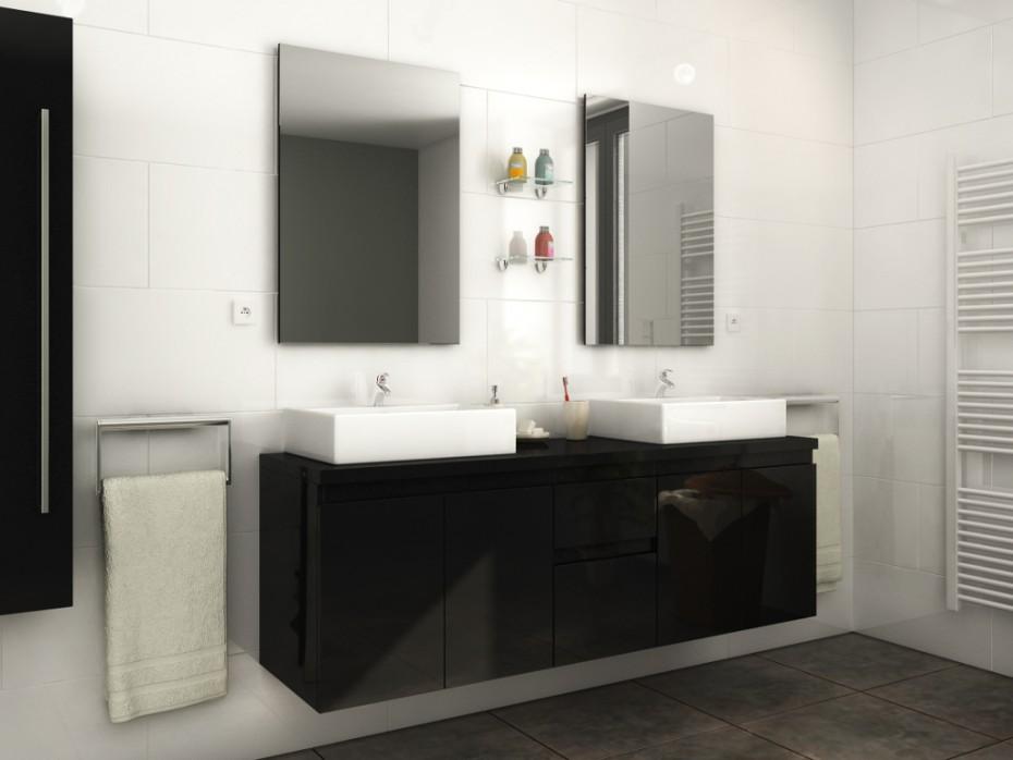 Meubles de salle de bain LAVITA II - Meuble de salle de bain Vente ...