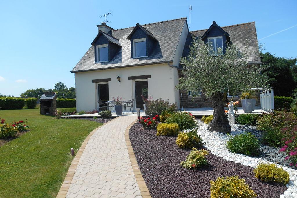 Maison de vacances Epiniac en Bretagne