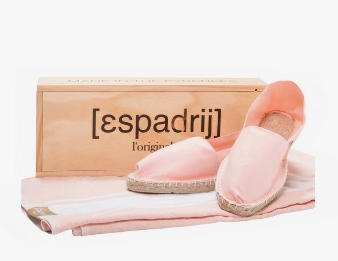 Espadrij l´originale Espadrilles rose/coral