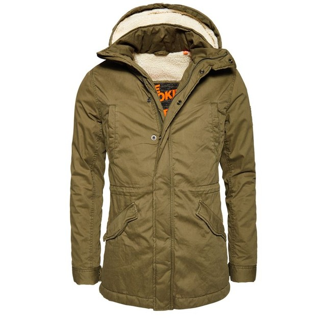 Parka Rookie Military Superdry