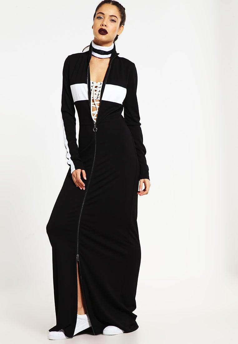 Fenty PUMA by Rihanna Robe longue black - Robe T-Shirt Zalando - Iziva.com