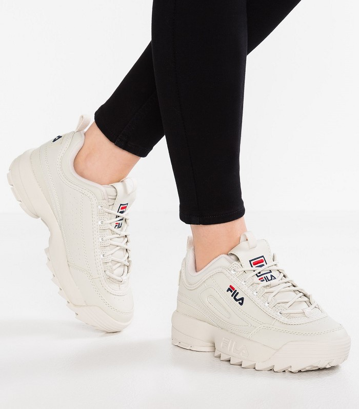 Disruptor Femme Fila Baskets Zalando Basses Turtledove Ygb76vImfy