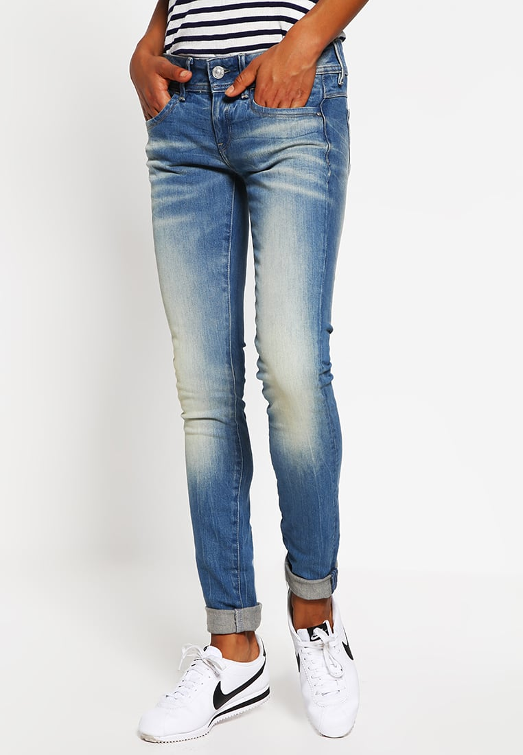 G-Star LYNN MID SKINNY Jean slim cyclo stretch denim, Jeans Femme Zalando