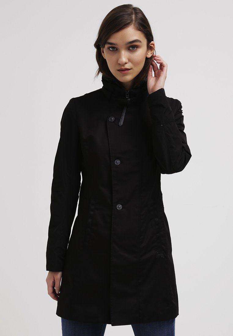 G Star MINOR Manteau court black, Manteau Femme G Star