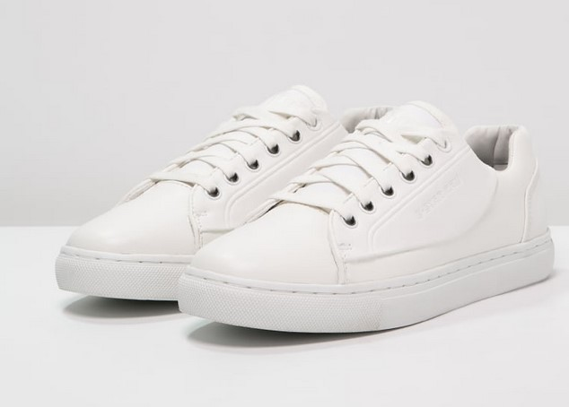G-Star THEC LOW Baskets basses white