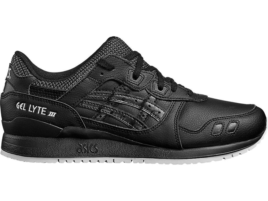 Asics Tiger GEL LYTE III Baskets basses black Baskets