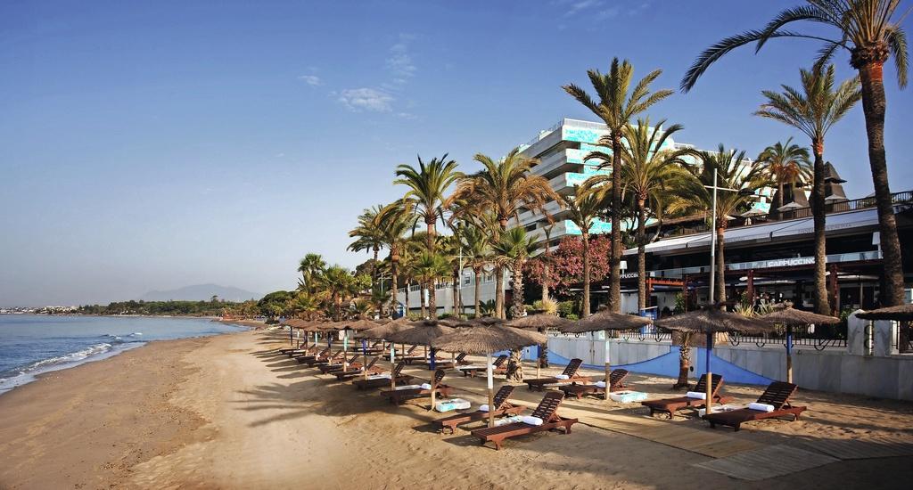 Hôtel Gran Melia Don Pepe 5* à Marbella en Espagne