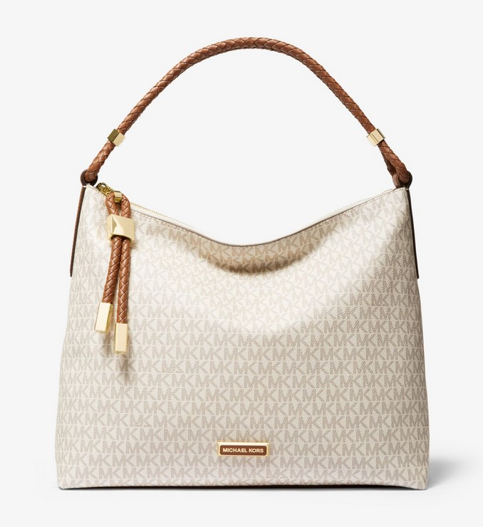 MICHAEL Michael Kors Grand Sac Porté éPaule Lexington avec Logo