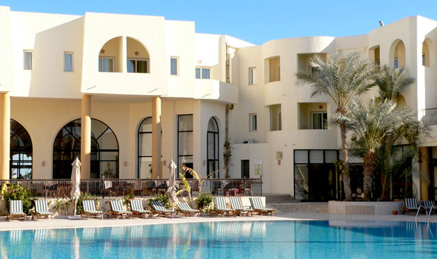 Hôtel Green Palm Golf et Spa 4* Djerba en Tunisie - Lastminute