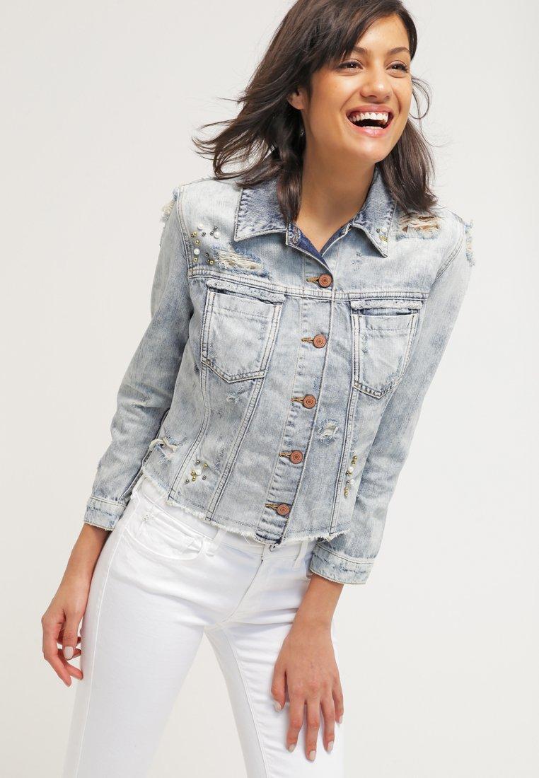 Veste guess jeans femme