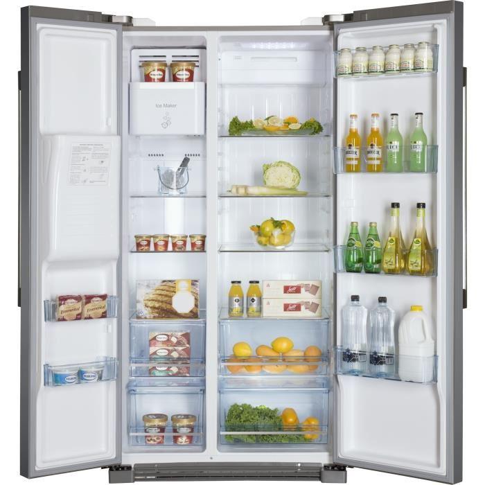 Haier HRF-629IF6 Réfrigérateur américain 550L