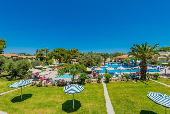 Hôtel Filerimos Village 4* à Rhodes en Grèce