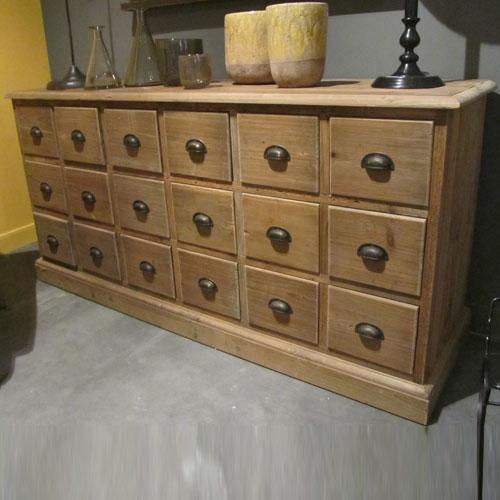 soldes buffet decoclico buffet enfilade lucie hanjel. Black Bedroom Furniture Sets. Home Design Ideas