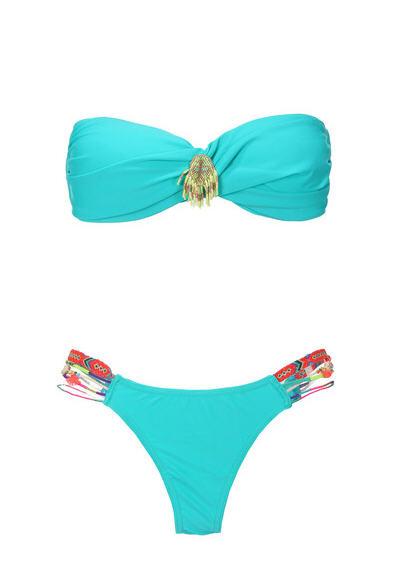 énorme réduction 3d482 48298 Maillot 2 pièces Swim Turquoise Hipanema for Amenapih ...